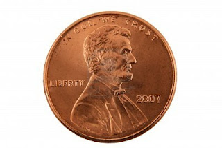 me a penny for my thoughts i would tell you that the penny is not