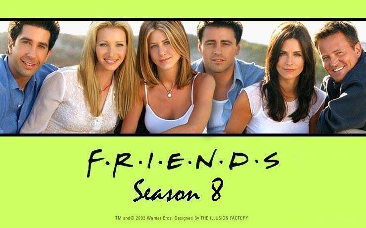 Friends (season 8) - Wikipedia