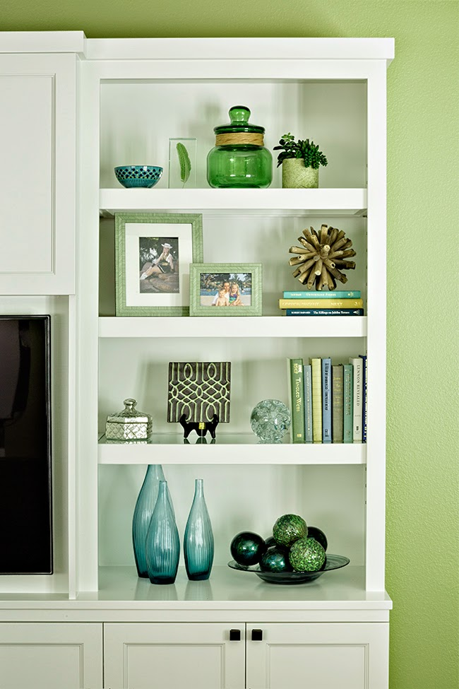 accessories built in bookshelves - photo #28