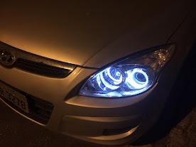 Kit Angel Eyes Para Todos Os Carros - R$ 160,00