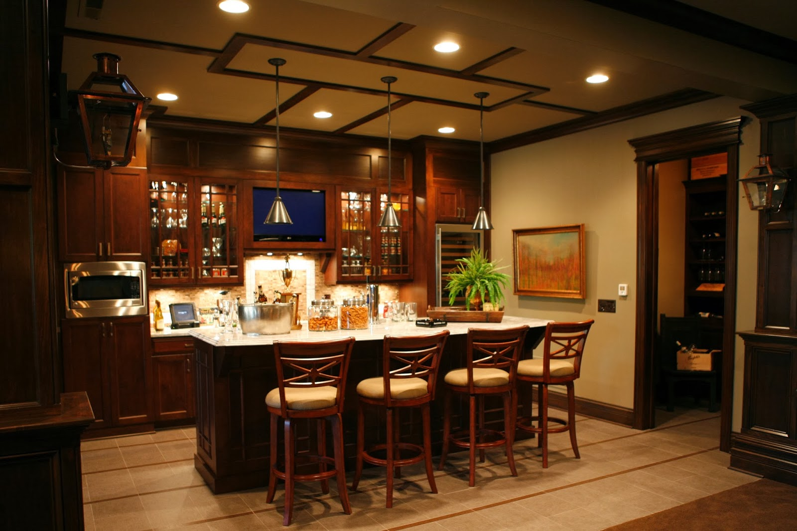 Luxury Home Bars - Home Design Ideas