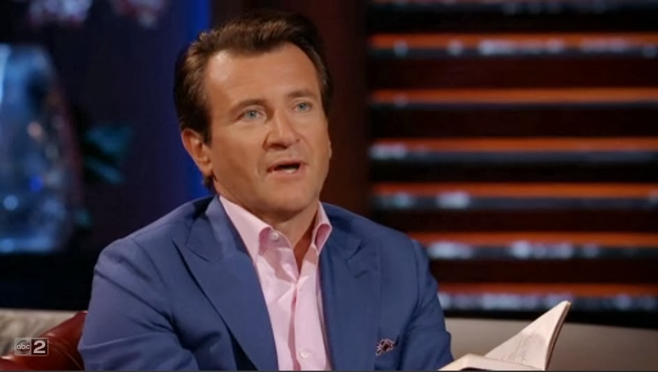 robert herjavec shark tank reason goes out