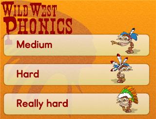 100 YEARS TEACHING CHILDREN: wild west phonics