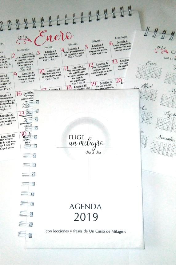 Agenda - Calendarios 2019