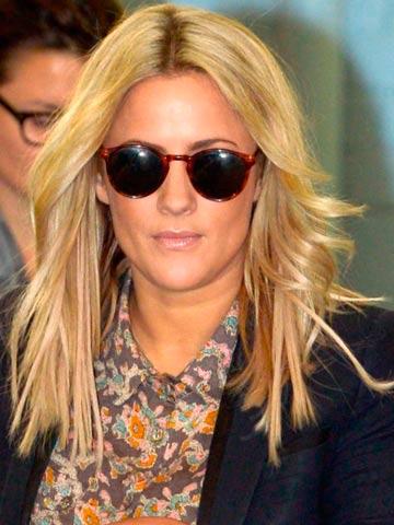 Celebrity Hair: Caroline Flackthe Xtra Factor's Caroline Flack Has