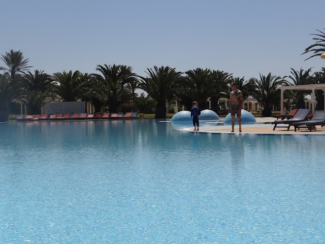 Mirage Beach Hotel Tunisia