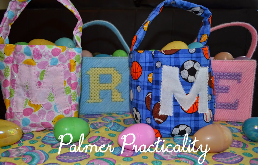 Palmer practicality homemade easter baskets homemade easter baskets negle Choice Image