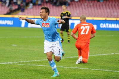 Napoli-AIK 4-0 highlights