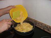 Echando la patata