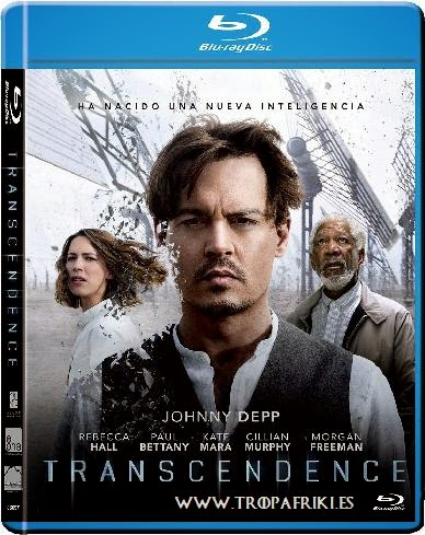 Tracendence en Blue-Ray