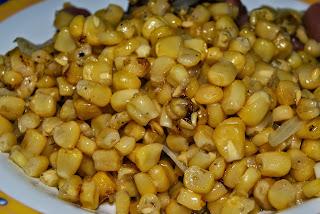 Receta de maíz