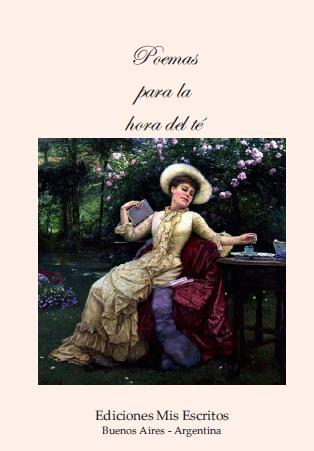 """Antología Literaria Internacional """"Poemas para la Hora del Té"""" 2017"""