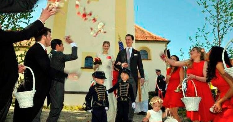 Hochzeit Von Prinzessin Alexandra Zu Sayn Wittgenstein Berleburg