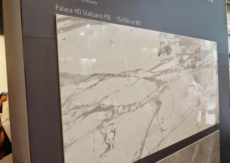 Palace HD - Cerâmica Portinari na Expo Revestir 2015