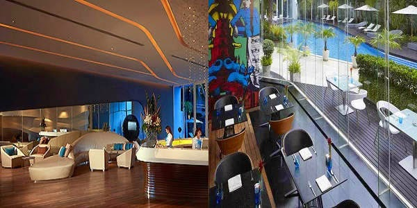 Top 5 star hotels in Pattaya