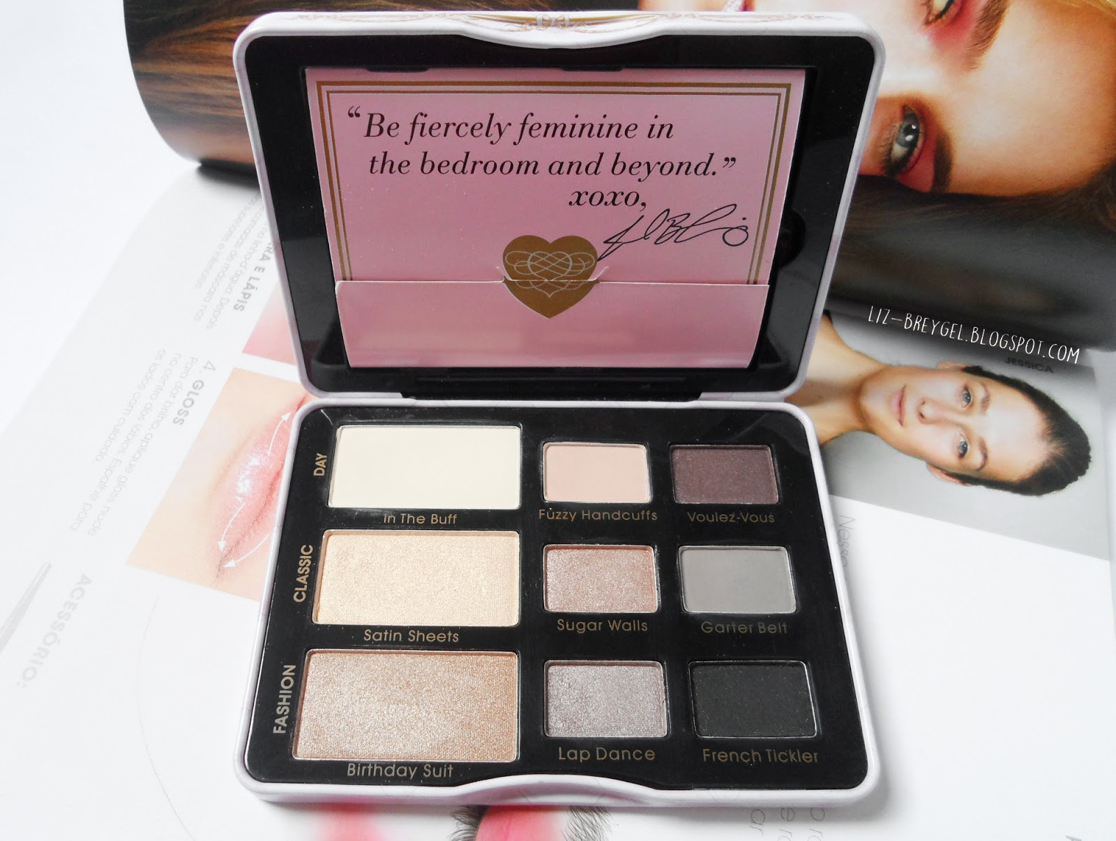 Shop for and buy toofaced online at Macy's. Find toofaced at Macy's. Macy's Presents: The Edit- A curated mix of fashion and inspiration Check It Out. Free Shipping with $99 purchase + Free Store Pickup. Contiguous US. Exclusions. Free 3pc Beauty Gift W/ $75 Too Faced purchase.