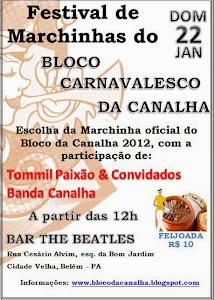 CONCURSO DE MARCHINHAS 2012