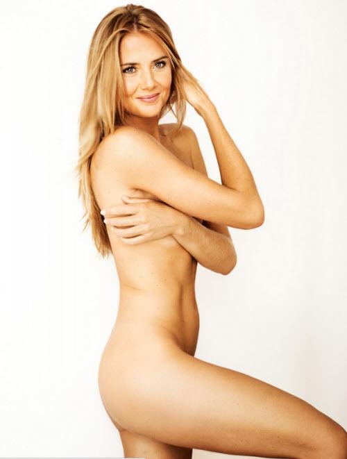 Daniela Hantuchova The Body Issue 00