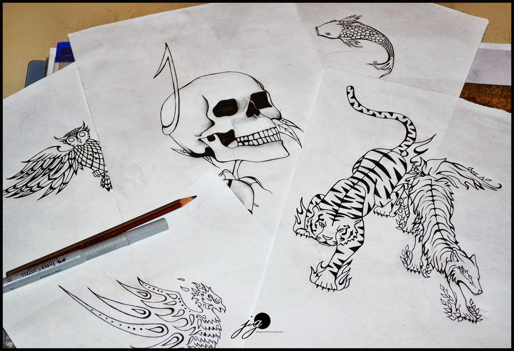 First time design your own tattoo for Design your own tattoos