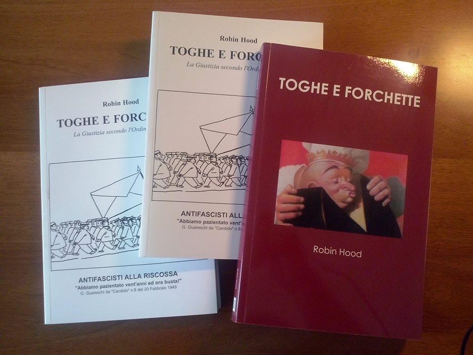 TOGHE E FORCHETTE