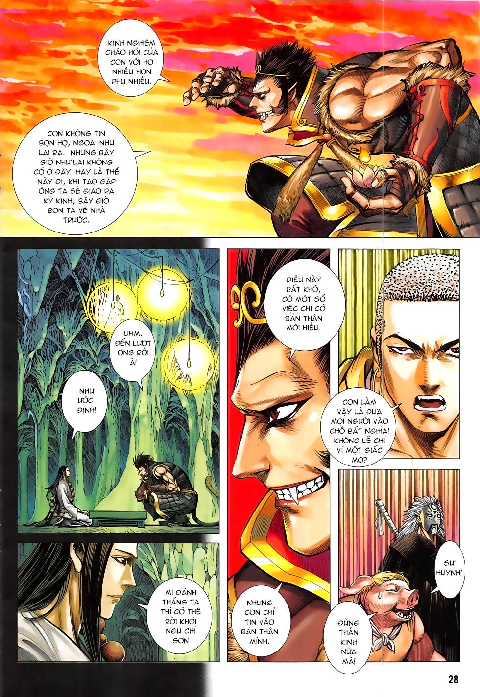 Tây Du chap 26 Trang 30 - Mangak.info