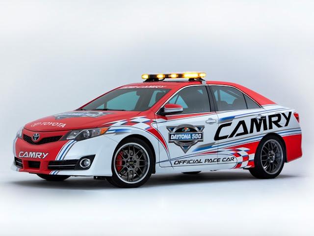 Toyota Camry SE Daytona 500 Pace Car