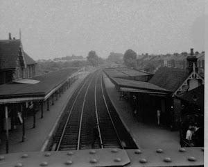 Cosham Station 1959