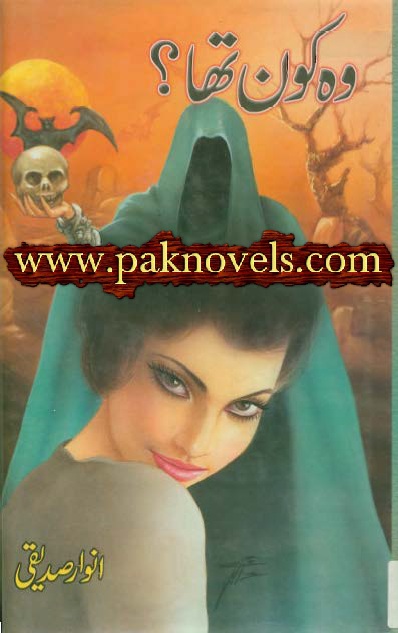 Wo Kon Tha Novel By Anwar Siddiqui