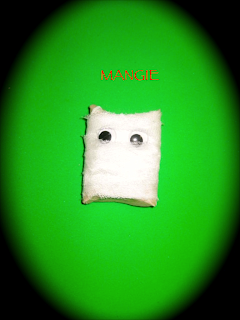 Momia porta dulces