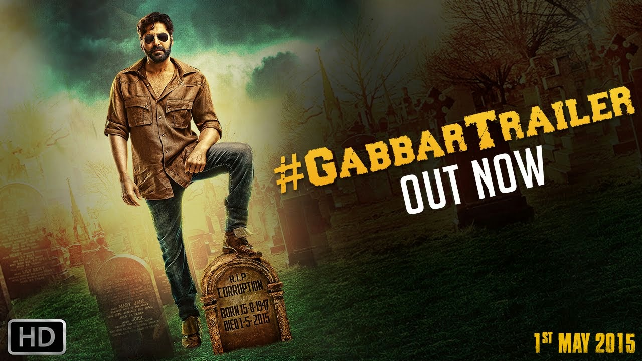 Gabbar Movie Official Trailer HD Song with Akshay Kumar & Shruti Haasan