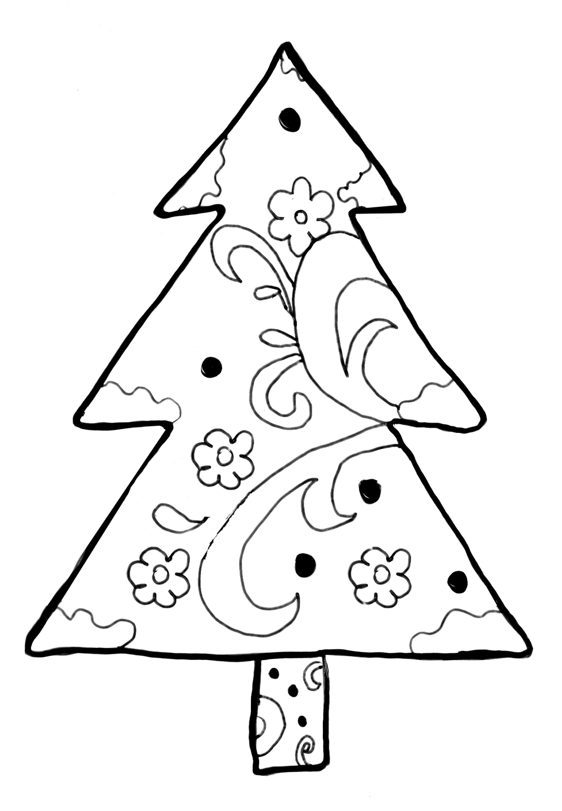 free coloring pages winter wonderland - photo#10