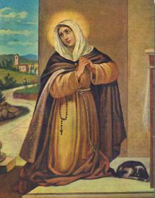 breviÁrio milagres de santa margarida de cortona