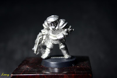 Warhammer 40000 Inquisitor Augustus