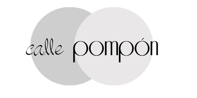 calle pompón.  a blog.  by a stylist.