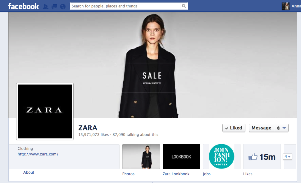 Brand Audit - H&M vs. ZARA