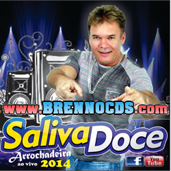 Saliva Doce - Ao Vivo 2014