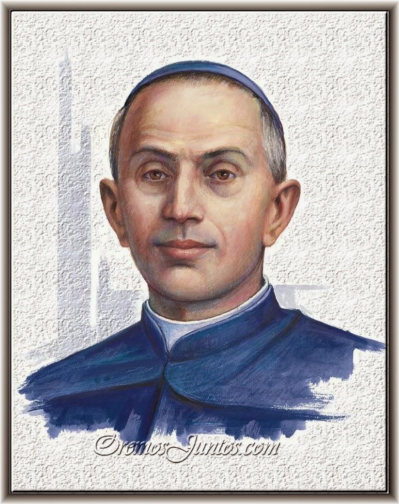 Vidas Santas Beato Luis Maria Monti Laico Fundador