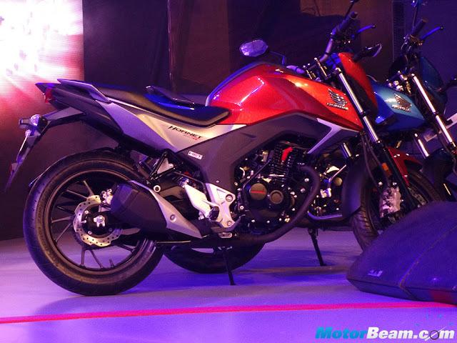 Honda CB Hornet 160 India