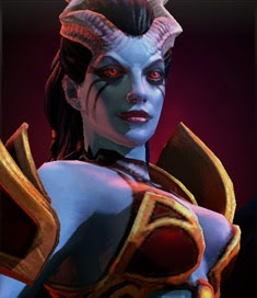 Queen of Pain Guia DotA 2