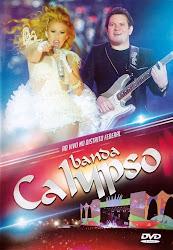 DVD Banda Calypso Ao Vivo No Distrito Federal
