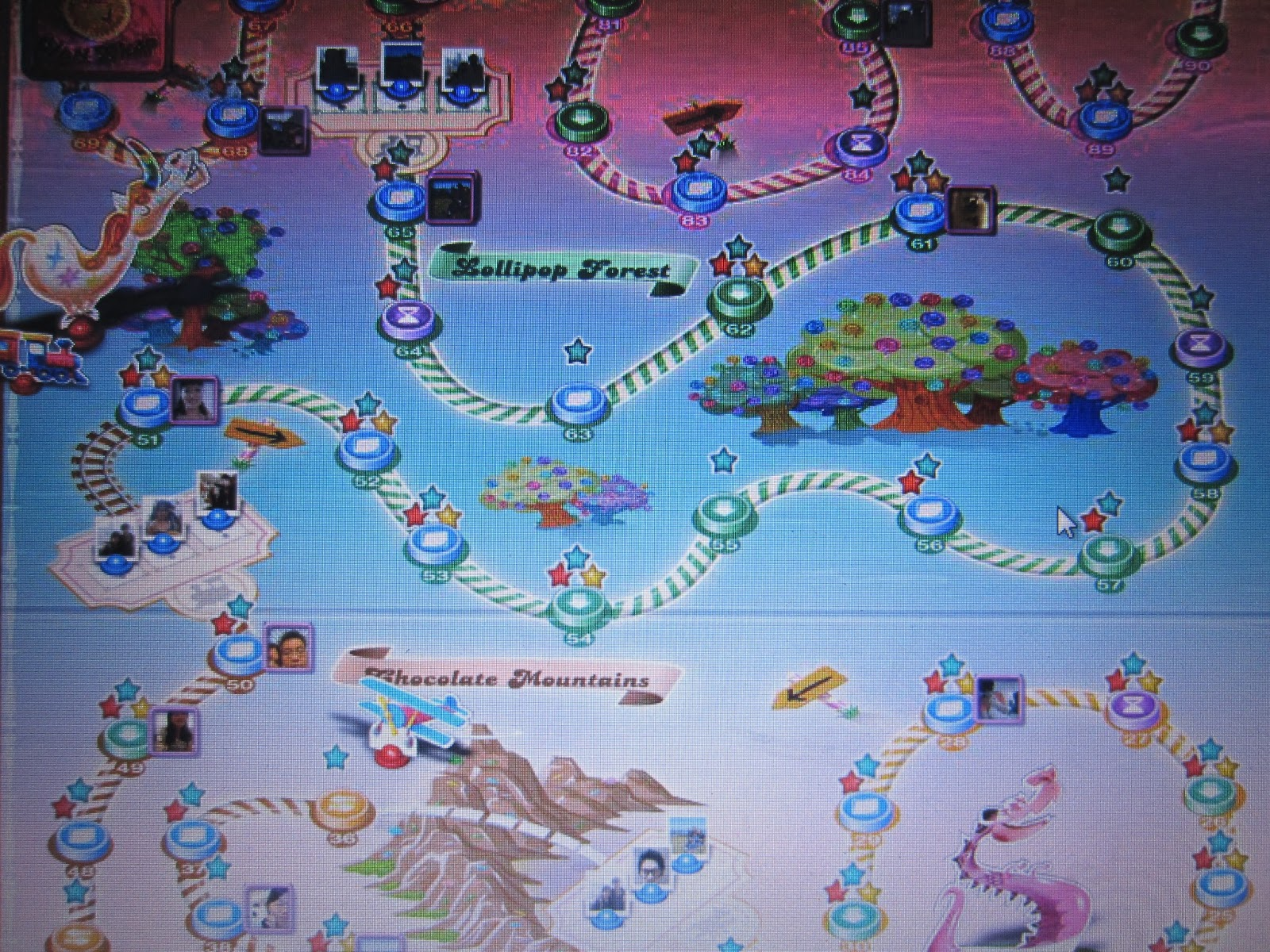 your moves from friends candy crush saga html how to claim your extra
