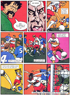 Roy of the Rovers 1995/96 Part 4