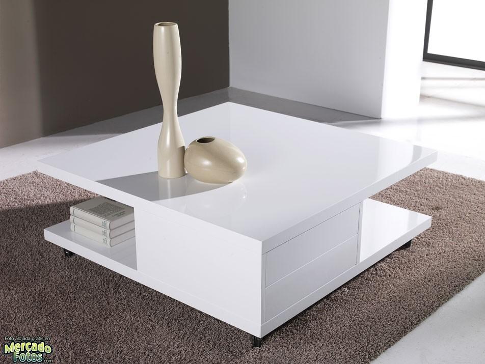 Mobiliario suarez mesas de centro - Mesa de centro lack ...
