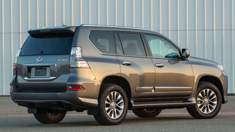 2014 Lexus GX 460 SUV HD Wallpaper 7