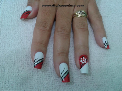 Site Camila Unhas - Unhas Decoradas