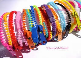 bracciali zip