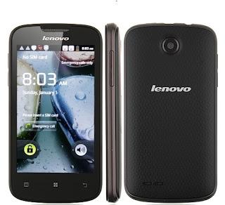 spesifikasi Lenovo A690