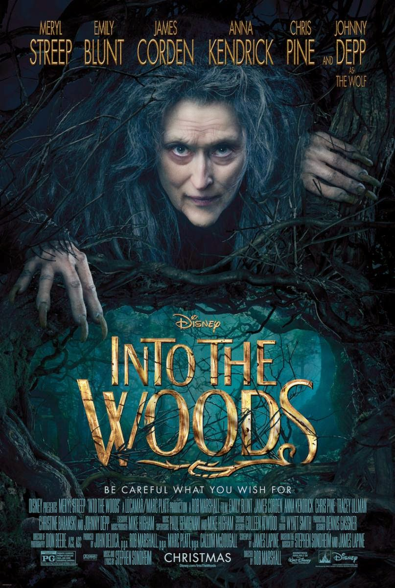 Into the Woods (BRRip 720p Latino / Ingles) (2014)