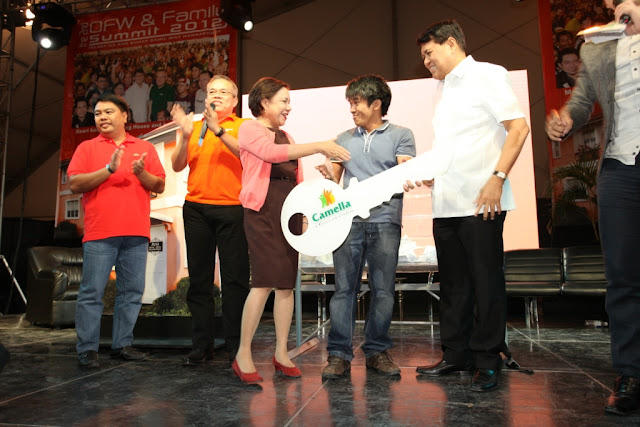 Villar Foundations Brings Blessings to More OFWs  Record Turnout at the 2nd OFW & Family Summit
