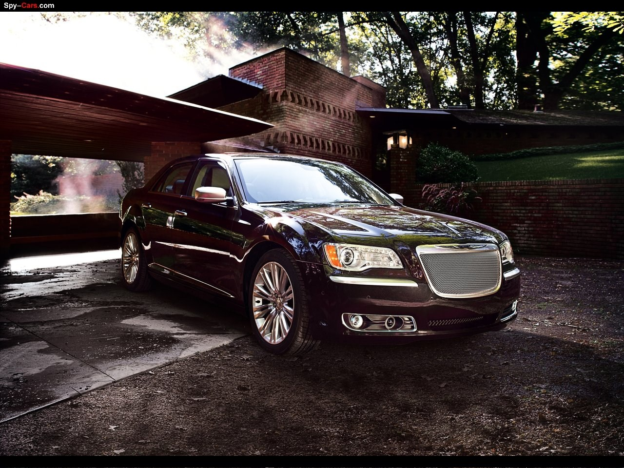 Chrysler 300 Luxury Series 2012 002